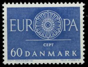 DÄNEMARK 1951-1960 Nr 386 postfrisch 9A2C4A