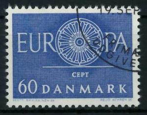 DÄNEMARK 1951-1960 Nr 386 gestempelt 9A2C5A