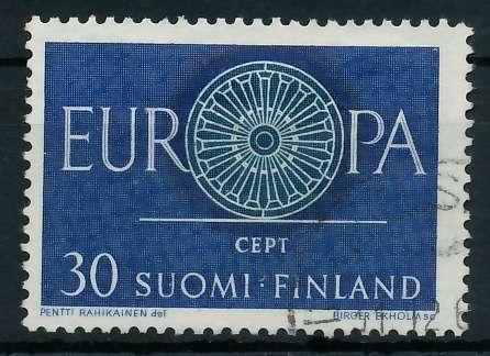 FINNLAND 1960 Nr 525 gestempelt 9A2C7E 0