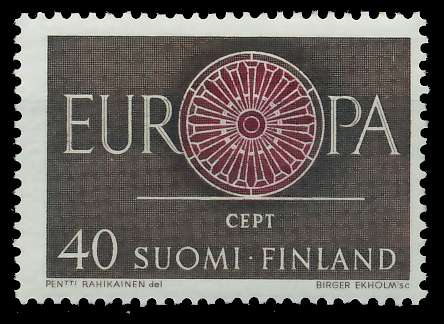 FINNLAND 1960 Nr 526 postfrisch 9A2C82 0