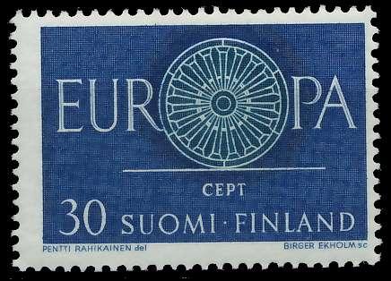 FINNLAND 1960 Nr 525 postfrisch 9A2C8E 0
