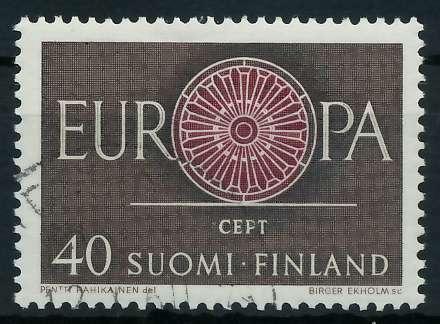 FINNLAND 1960 Nr 526 gestempelt 9A2C96 0