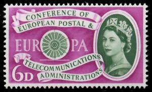 GROSSBRITANNIEN 1960 Nr 341 postfrisch 9A2CE2
