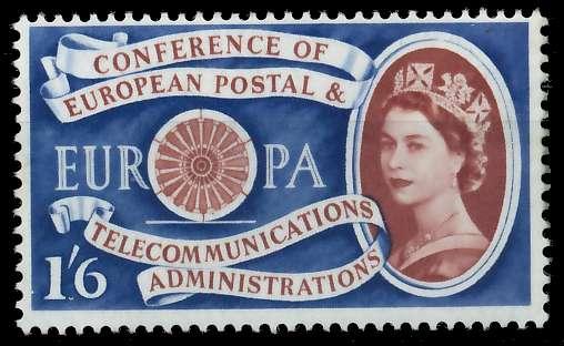 GROSSBRITANNIEN 1960 Nr 342 postfrisch 9A2CEE 0