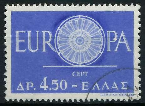 GRIECHENLAND 1960 Nr 746 gestempelt 9A2CF2 0