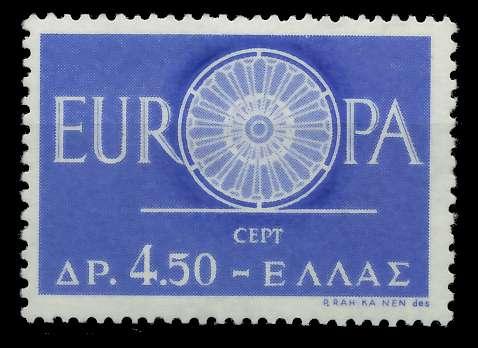 GRIECHENLAND 1960 Nr 746 postfrisch 9A2CF6 0