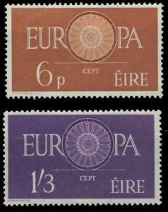 IRLAND 1960 Nr 146-147 postfrisch 9A2D26