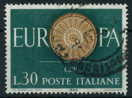 ITALIEN 1960 Nr 1077 gestempelt 9A2D4E 0