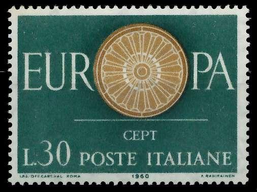 ITALIEN 1960 Nr 1077 postfrisch 9A2D52 0