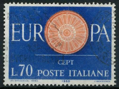 ITALIEN 1960 Nr 1078 gestempelt 9A2D8E 0