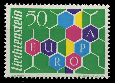 LIECHTENSTEIN 1960 Nr 398I postfrisch 9A2DA6 0