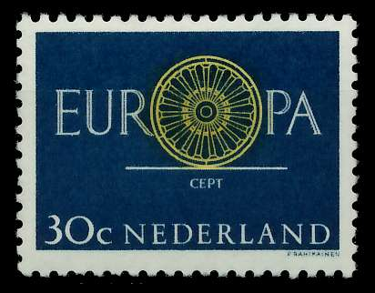 NIEDERLANDE 1960 Nr 754 postfrisch 9A2DCA 0