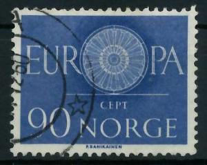 NORWEGEN 1960 Nr 449 gestempelt 9A2DE6