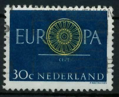 NIEDERLANDE 1960 Nr 754 gestempelt 9A2DF2 0