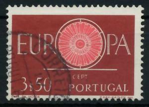 PORTUGAL 1960 Nr 899 gestempelt 9A2E2A