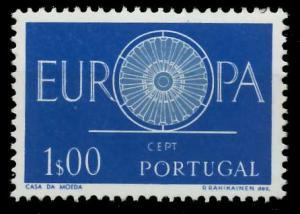 PORTUGAL 1960 Nr 898 postfrisch 9A2E2E