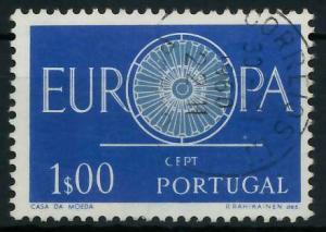 PORTUGAL 1960 Nr 898 gestempelt 9A2E36