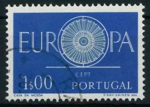 PORTUGAL 1960 Nr 898 gestempelt 9A2E3E