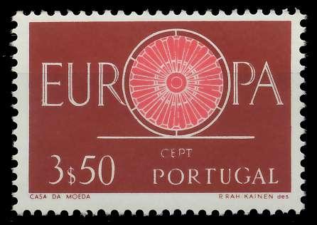 PORTUGAL 1960 Nr 899 postfrisch 9A2E42 0