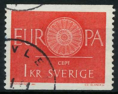 SCHWEDEN 1960 Nr 464 gestempelt 9A2E52 0