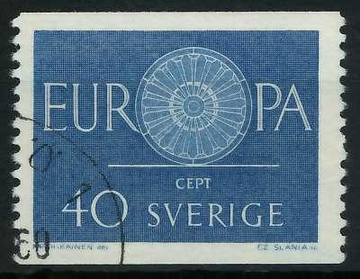 SCHWEDEN 1960 Nr 463 gestempelt 9A2E72 0