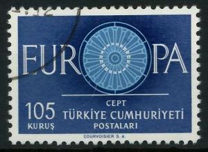 TÜRKEI 1960 Nr 1775 gestempelt 9A2EBE