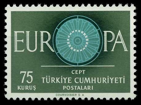 TÜRKEI 1960 Nr 1774 postfrisch 9A2EC2 0