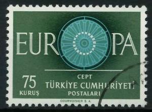 TÜRKEI 1960 Nr 1774 gestempelt 9A2EE2