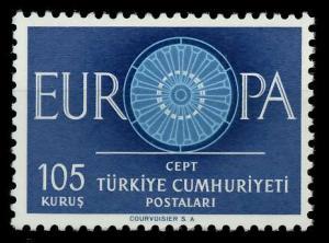 TÜRKEI 1960 Nr 1775 postfrisch 9A2EFA