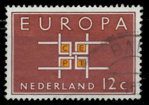 NIEDERLANDE 1963 Nr 806 gestempelt 9B879A