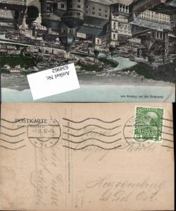 BÖHMEN MÄHREN 1941 Nr 64 postfrisch VIERERBLOCK ORA 82891E