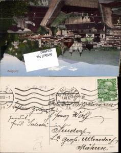SAARLAND 1952 Nr 315 postfrisch 88460A