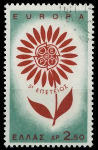 GRIECHENLAND 1964 Nr 858 gestempelt 9B8A2E