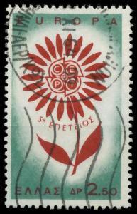 GRIECHENLAND 1964 Nr 858 gestempelt 9B8A4E