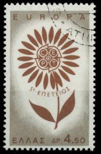 GRIECHENLAND 1964 Nr 859 gestempelt 9B8A5A