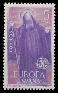 SPANIEN 1965 Nr 1566 postfrisch 9C7E46