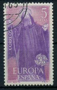 SPANIEN 1965 Nr 1566 gestempelt 9C7E42