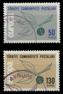 TÜRKEI 1965 Nr 1961-1962 gestempelt 9C7E5E