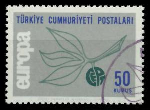 TÜRKEI 1965 Nr 1961 gestempelt 9C7E66