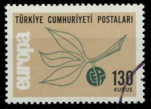 TÜRKEI 1965 Nr 1962 gestempelt 9C7E72