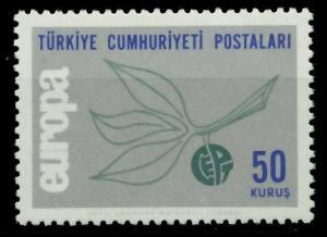 TÜRKEI 1965 Nr 1961 postfrisch 9C7E6E
