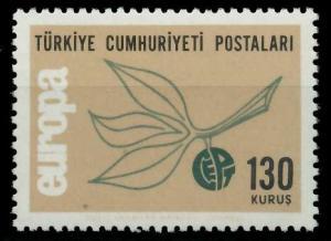 TÜRKEI 1965 Nr 1962 postfrisch 9C7E76