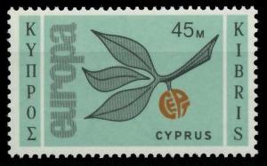 ZYPERN 1965 Nr 259 postfrisch S7AD9AA