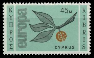 ZYPERN 1965 Nr 259 postfrisch S7AD9AE