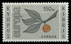 ZYPERN 1965 Nr 260 postfrisch S7AD9B2