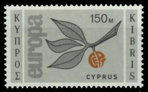 ZYPERN 1965 Nr 260 postfrisch S7AD9B6