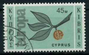 ZYPERN 1965 Nr 259 gestempelt 9C7EB2