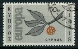 ZYPERN 1965 Nr 260 gestempelt 9C7EB6