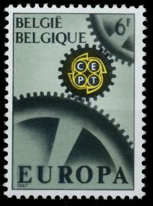 BELGIEN 1967 Nr 1473 postfrisch SA529DE