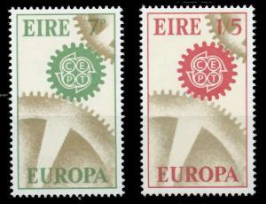 IRLAND 1967 Nr 192-193 postfrisch 9C847E